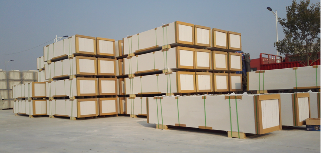 Introduction-Autoclaved Lightweight Aerated Concrete (ALC) Panel